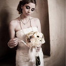 bridal makeup - shot by Jefrey Fifield