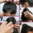 Top Knot Tutorial With Detailed Steps
