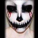 Halloween Demon Look