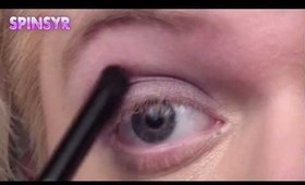 ~ ♡ ~ VIOLÉT ~ ♡ ~ TUTORIAL: Purple/Gold Eye Makeup (Sigma Paris Palette)