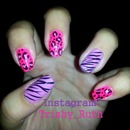 Girly Animal Print