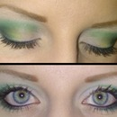 White Green Black