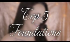 Top Foundations!