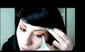 Make up toni caldi