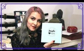 douglas box of beauty unboxing benefit guerlain shiseido dolce & gabbana