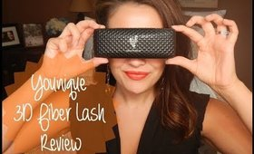Younique 3D Fiber Lash Review