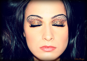 Leopard eyes!