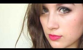 prom makeup tutorial: boring edition.
