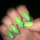 Green UV Gel Polish