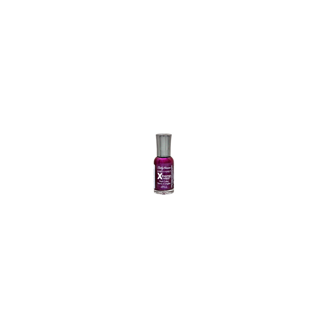 Sally Hansen Hard As Nails Xtreme Wear Nail Color Plum Power ...