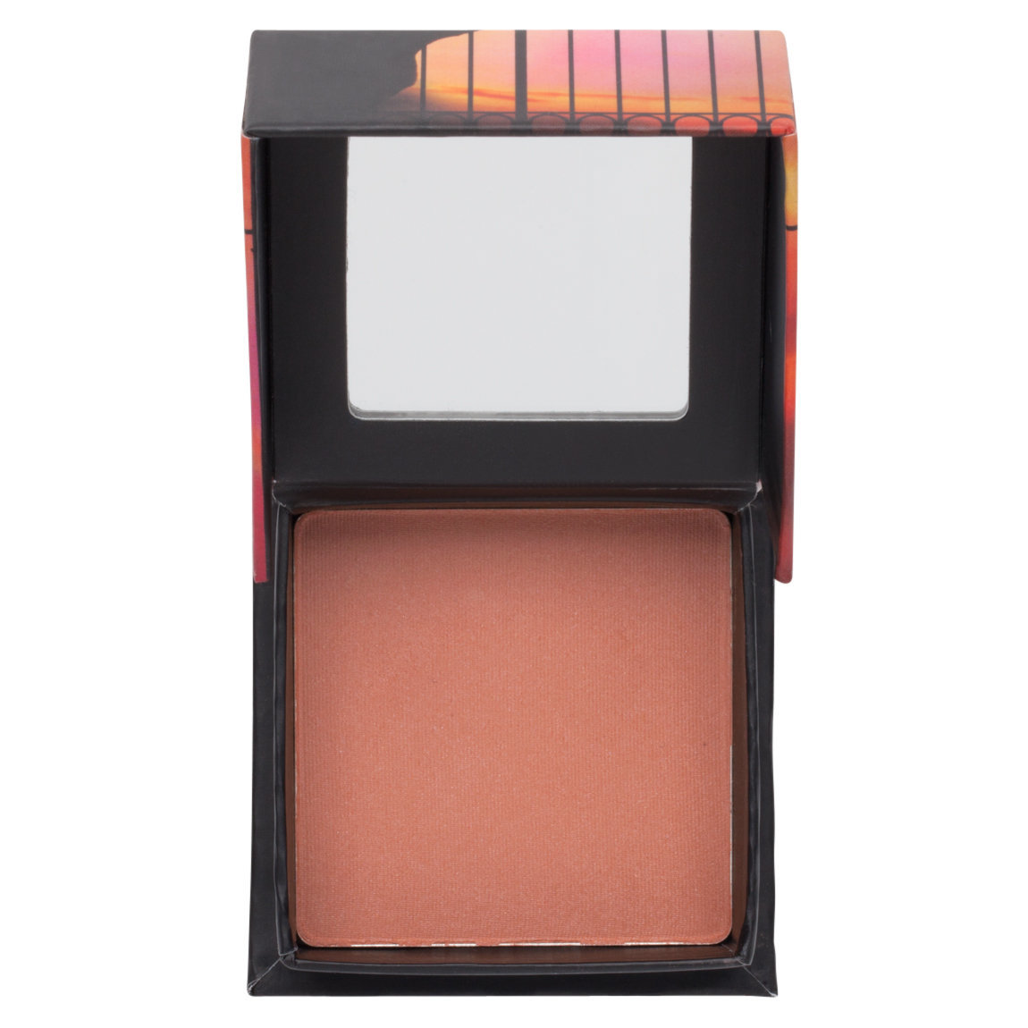Benefit Cosmetics Dallas Powder Blush product smear.