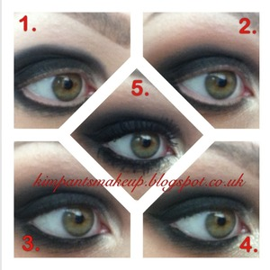 Full tutorial in my blog, link in the picture