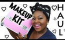 HAUL! Building My Makeup Kit