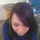 Purple Streaks(: