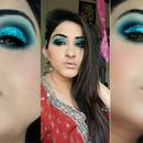 Glitter Smokey Blue