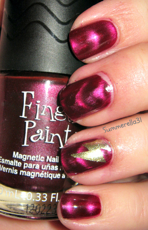 Finger Paints Magnetic Hipnotic and Orly Luxe
