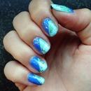 Spring Nails 💙