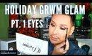 GRWM Winter & Holiday Glam Eyes Step by Step Tutorial - mathias4makeup