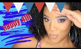 #watchmeplaywithmakeup | 4th vof July | leiydbeauty