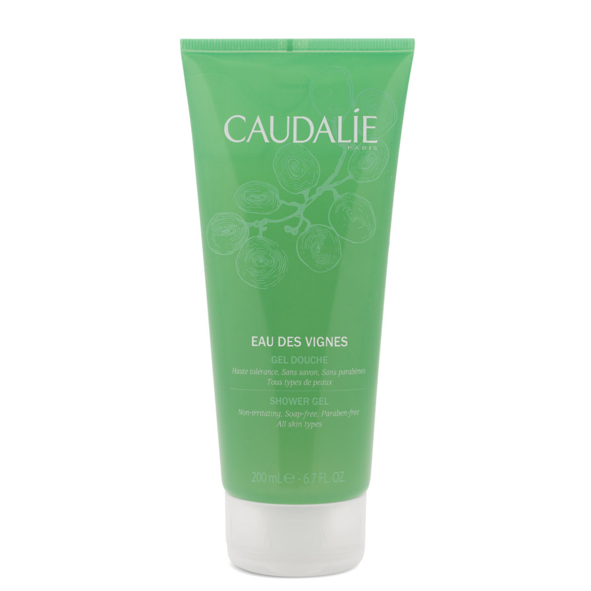 Caudalie Eau Des Vignes Shower Gel alternative view 1 - product swatch.