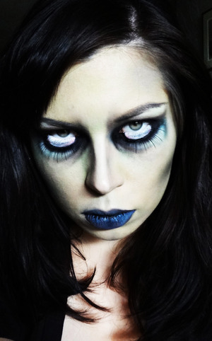 Me as the undead