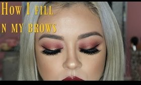 #BrowTutorial   Beauty by Pinky