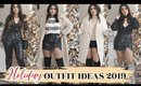 HOLIDAY 2019 OUTFIT IDEAS: Style my Outfits with ME