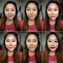Highlight & contour pictorial