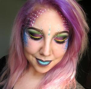 Mermaid inspired