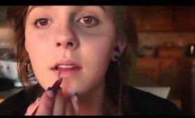 Dauntless Inspired Makeup Tutorial