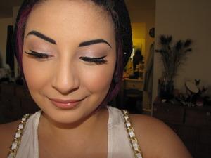 Naturalish makeup