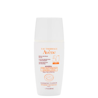 Mineral Ultra-Light Hydrating Sunscreen Lotion SPF 50+
