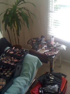 My Kit my Life! facebook.com/makeupbyshanilton