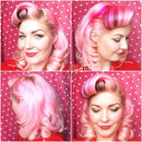 Victory Roll Curl Set