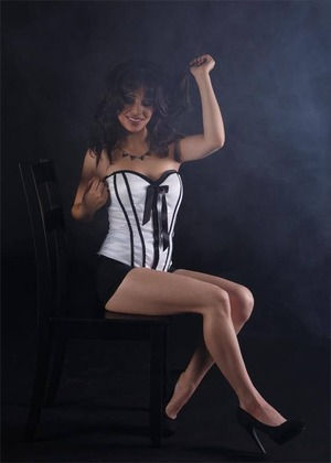 Makeup + Hair: Me  Photography: Joel Braby  Model: Celina Morales