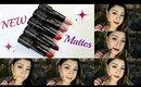NEW Bdellium Tools Matte Lipsticks   Review + Swatches!
