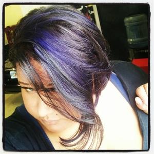 Violet by Pravana