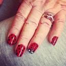 Ladybird Nails ^_^