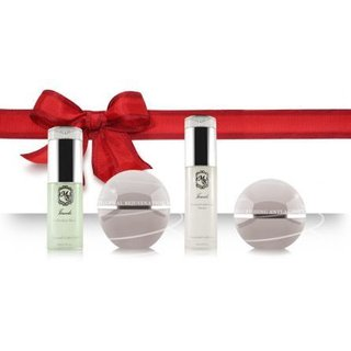 Micabella - Mica Beauty Cosmetics The Diamonds Collection - Ultimate Skin Care Package
