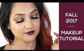 Fall 2017 Makeup Tutorial