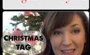 Vlogmas Day 12- Christmas TAG