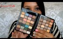 My Favorite Eyeshadow Palettes!