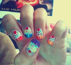 cupcakes :**