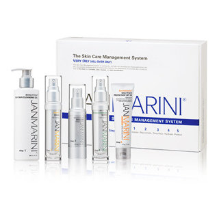 Jan Marini Skin Research Very Oily Skin Care Management System
