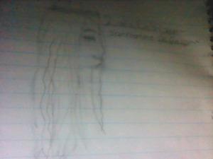 I drew this like a few days ago~