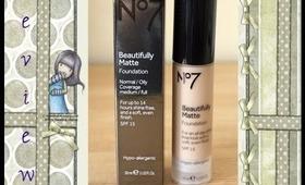 No7 Foundation Review