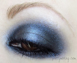 June 7th, 2012 - EOTD: Born To Be Blue, http://prettymaking.blogspot.com/2012/06/eotd-born-to-be-blue.html