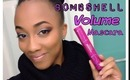 NEW CoverGirl Bombshell Volume Mascara By Lashblast - First Impressions/Review - Martinique757