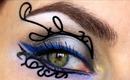 Retro Future Makeup Tutorial; LetzMakeup