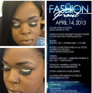 Makeup by me!!!!